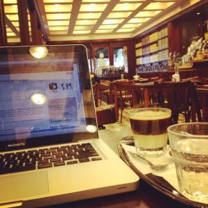 Cafe Havana's Signature Havana Cappuccino