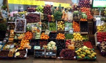 Street Grocery Store: Buenos Aires