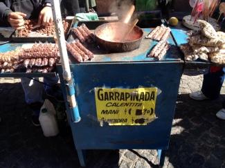 Garrapinada: Buenos Aires Sunday Market