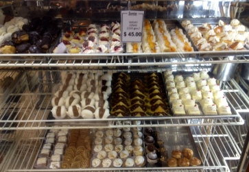 Sweets at Palermo, Buenos Aires