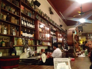 Awesome restaurant, El Federere, San Telmo, Buenos Aires