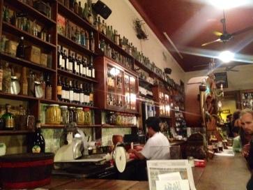 Awesome restaurant, El Federere, San Telmo, Buenos Aires