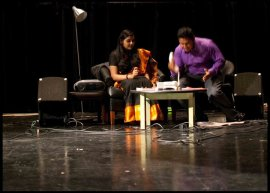 Blasphemous 20 Minutes, written by Asif Farooq, performed by Saptorsi and Abdullah