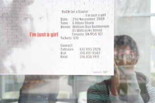 I'm Just a Girl Promotional Poster