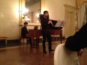 Haven't had such a wonderful performance for a long time. Two performance of Gisseppe Verdi!
