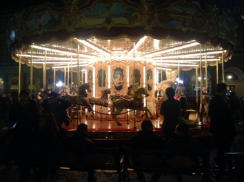 Carrousel in Florence