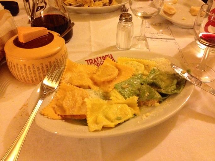 Tortellini in Parma
