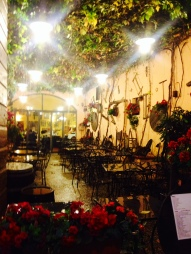 Trattiru Patio in Parma