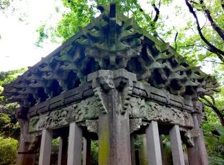 明代的结构 Ming dynasty structure