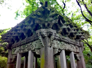 明代的结构 Ming dynasty structure