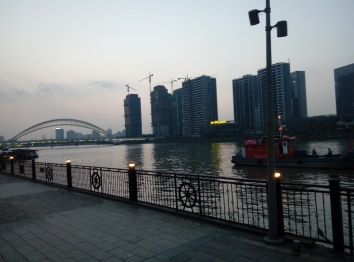 Restaurant by the Yong River 甬江