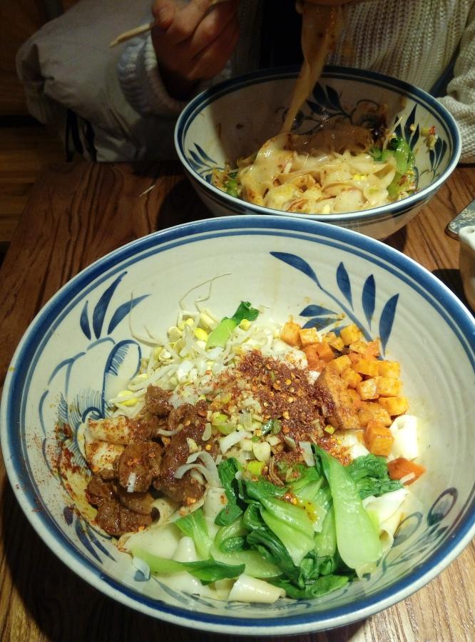 That famous noodles place, 特别好吃!