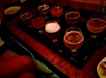 Jing A beer tasting!