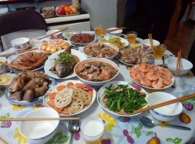 Spring Festival Dinner