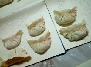 Making Jiao Zi