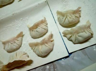 Making Jiao Zi