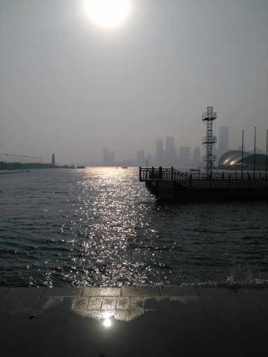 Tsingtao's harbour