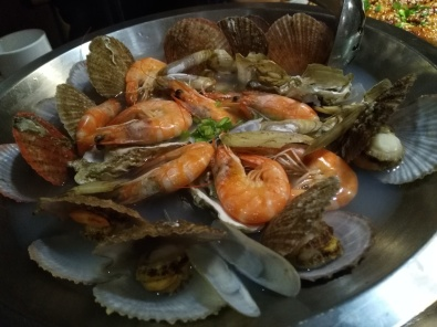 seafood- Just search online for a top restaurant list. It can't go wrong.